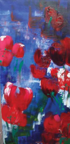 flowers70x140